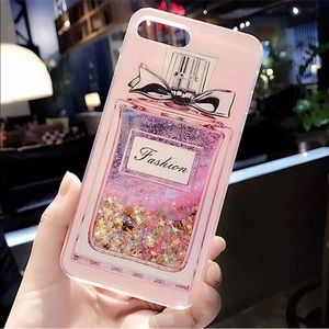 Accessories - Liquid glitter perfume case